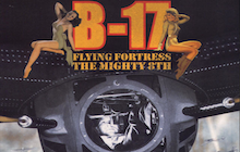B-17 Flying Fortress The Mighty 8th Badge