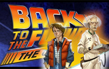 Back to the Future: The Game Badge