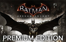 Batman: Arkham Knight Premium Edition Badge