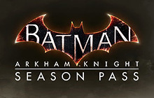 Batman: Arkham Knight Season Pass Badge