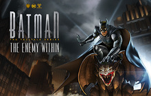 Batman: The Enemy Within - The Telltale Series Badge