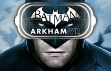 Batman™: Arkham VR Badge