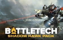 BATTLETECH Shadow Hawk Pack Badge