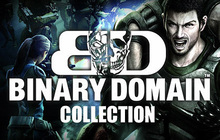 Binary Domain Collection Badge
