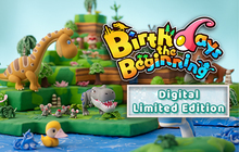 Birthdays the Beginning Digital Limited Edition Badge