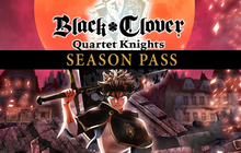 Black Clover Quartet Knights - Season Pass Badge