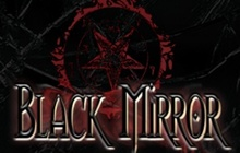 Black Mirror I Badge