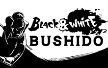 Black & White Bushido Badge