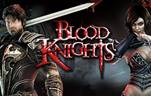 Blood Knights Badge