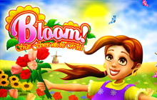 Bloom! Badge