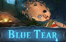 Blue Tear Badge