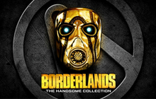 Borderlands: The Handsome Collection Badge