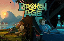 Broken Age Badge