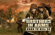 Brothers in Arms: Road to Hill 30 Badge
