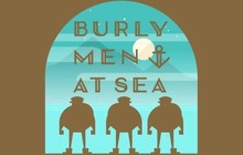 Burly Men at Sea Badge