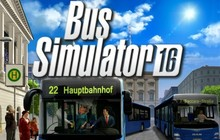 Bus Simulator 16 Badge