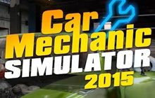 Car Mechanic Simulator 2015 Badge
