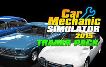 Car Mechanic Simulator 2015 Trader Pack DLC Badge