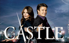 Castle: Never Judge A Book By Its Cover Badge