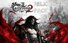 Castlevania: Lords of Shadow 2 - Relic Rune Pack Badge