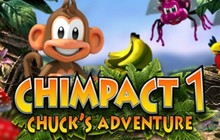 Chimpact 1 - Chuck's Adventure Badge