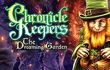 Chronicle Keepers The Dreaming Garden Badge