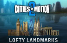 Cities in Motion 2: Lofty Landmarks Badge