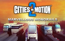 Cities In Motion 2: Marvellous Monorails Badge
