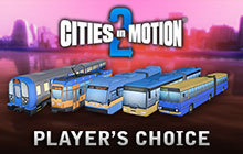 Cities In Motion 2: Players Choice Vehicle Pack Badge