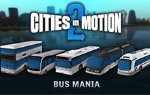 Cities in Motion 2: Bus Mania Badge