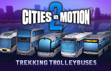 Cities in Motion 2: Trekking Trolleys Badge