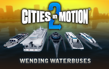 Cities in Motion 2: Wending Waterbuses Badge