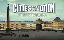 Cities in Motion: St. Petersburg Badge