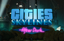 Cities: Skylines After Dark Badge