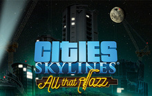 Cities: Skylines - All That Jazz Badge
