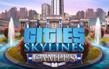 Cities: Skylines - Campus Badge