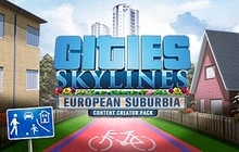 Cities: Skylines - Content Creator Pack: European Suburbia Badge