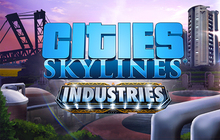 Cities: Skylines - Industries Badge