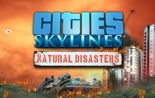 Cities: Skylines - Natural Disasters Badge