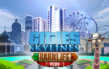 Cities: Skylines - Parklife Plus Badge