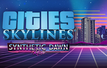 Cities: Skylines - Synthetic Dawn Radio Badge