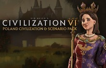 Civilization VI - Poland Civilization & Scenario Pack Badge