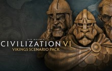 Civilization VI - Vikings Scenario Pack Badge