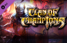 Clan of Champions - Item Box + Badge
