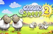 Clouds & Sheep 2 Badge