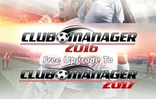Club Manager 2016 - Upgrade to Club Manager 2017 Badge