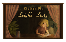 Clutter VI: Leigh's Story Badge