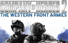 Company of Heroes 2 - The Western Front Armies - US Forces Badge
