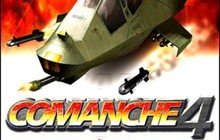 Comanche 4 Badge