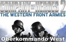 Company of Heroes 2 - The Western Front Armies - Oberkommando West Badge